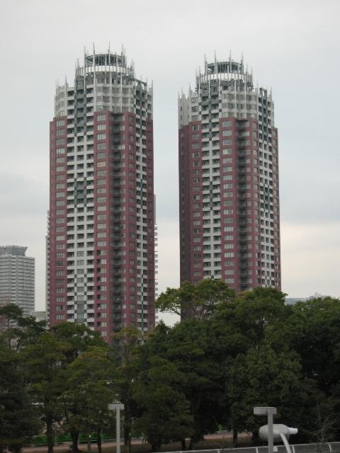 异形塔式高层住宅