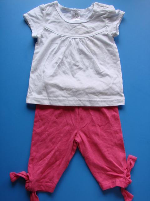 白色上衣玫红裤子款