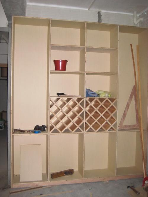 上个木工的pp吧.客厅的柜子