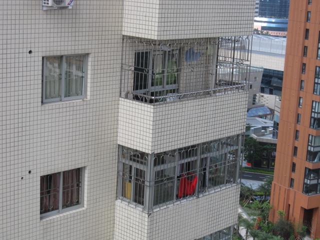 顶楼阳台花园防腐木或不锈钢花架