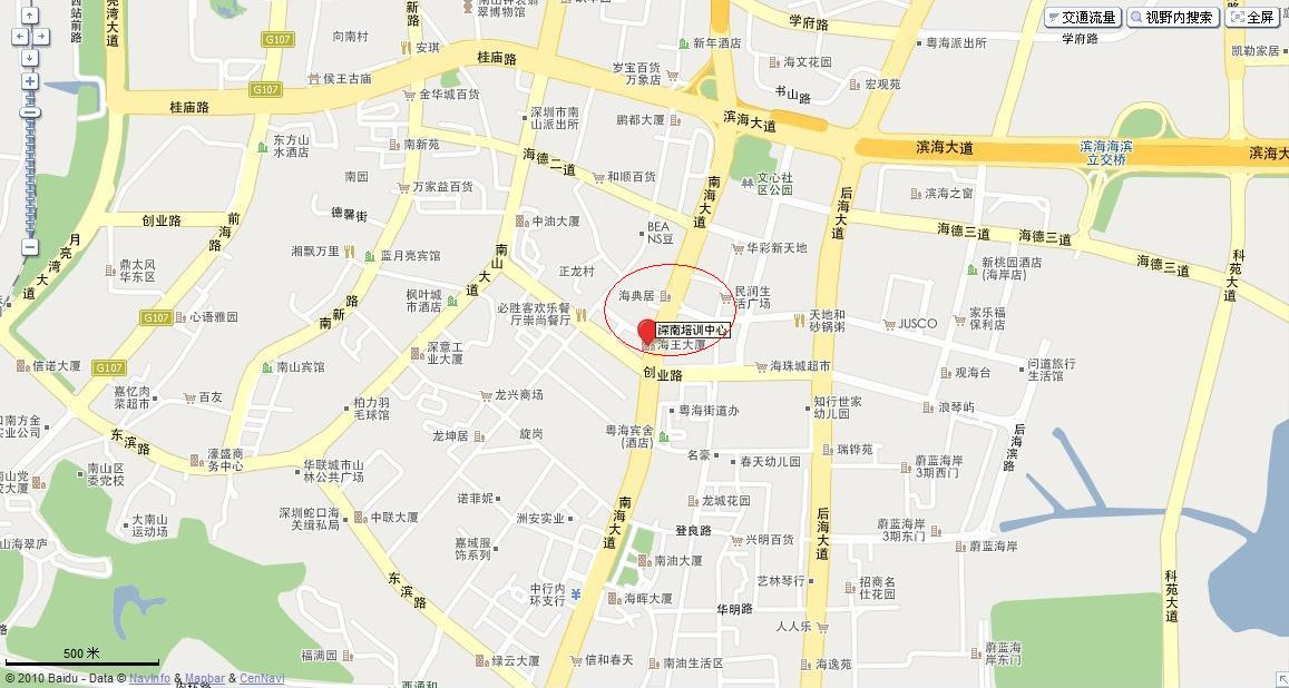 坦洲镇地图详解