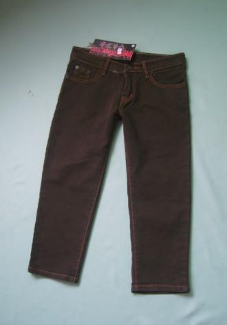 26码的牛仔七分裤,,很漂亮,,全新的,我穿不了,小了,,,适合