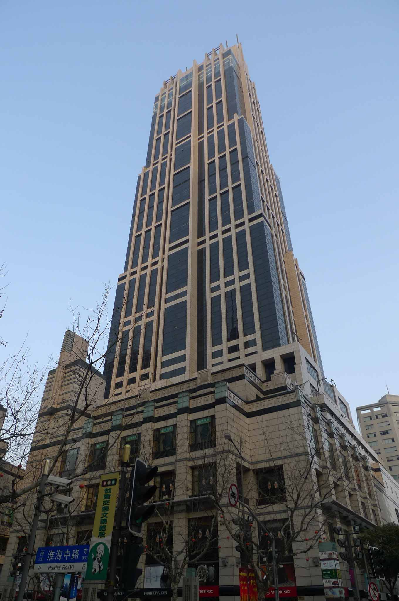 ArtDeco 现代 都市 高层 建筑的经典 风格 深图片