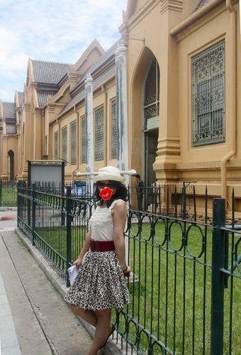泰国大皇宫穿衣要求 泰国大皇宫穿着要求 泰国大皇宫鞋子高清图片