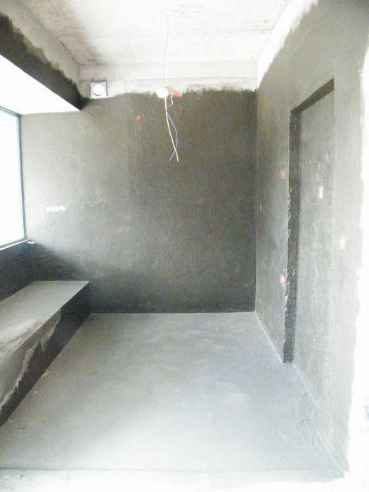 厨房墙面防水施工