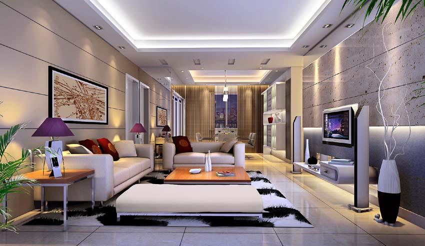 求:127平米的毛坯房装修设计 - 深圳房地产信息网论坛