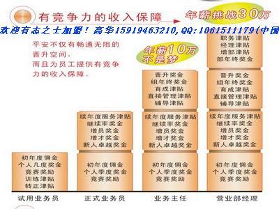 中国平安集团深圳公司招聘综合金融顾问|客户