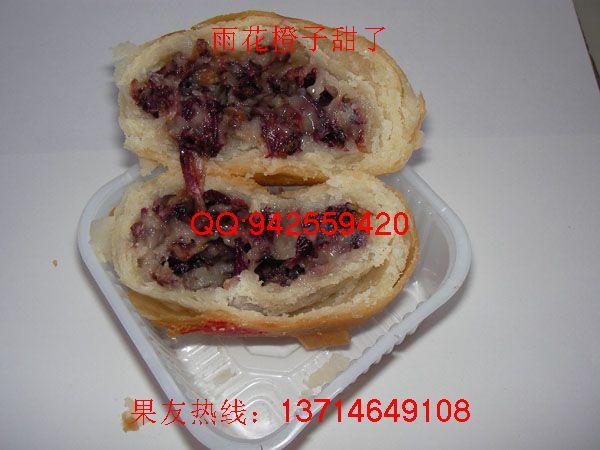 年嘉华出新品 玫瑰花月饼,玫瑰花味浓,馅甜润,酥皮