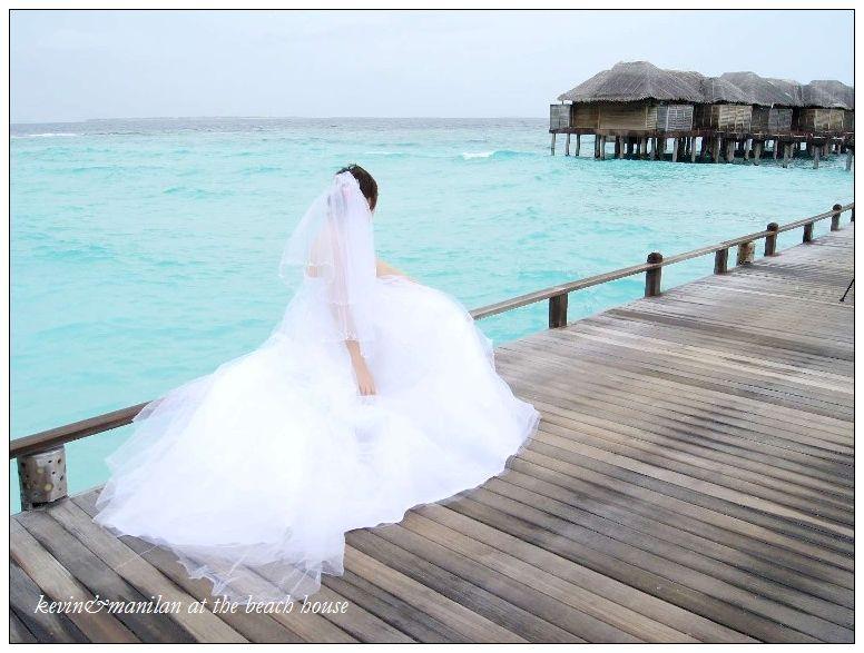 > 2渡蜜月——马尔代夫玛娜法鲁岛the beach house