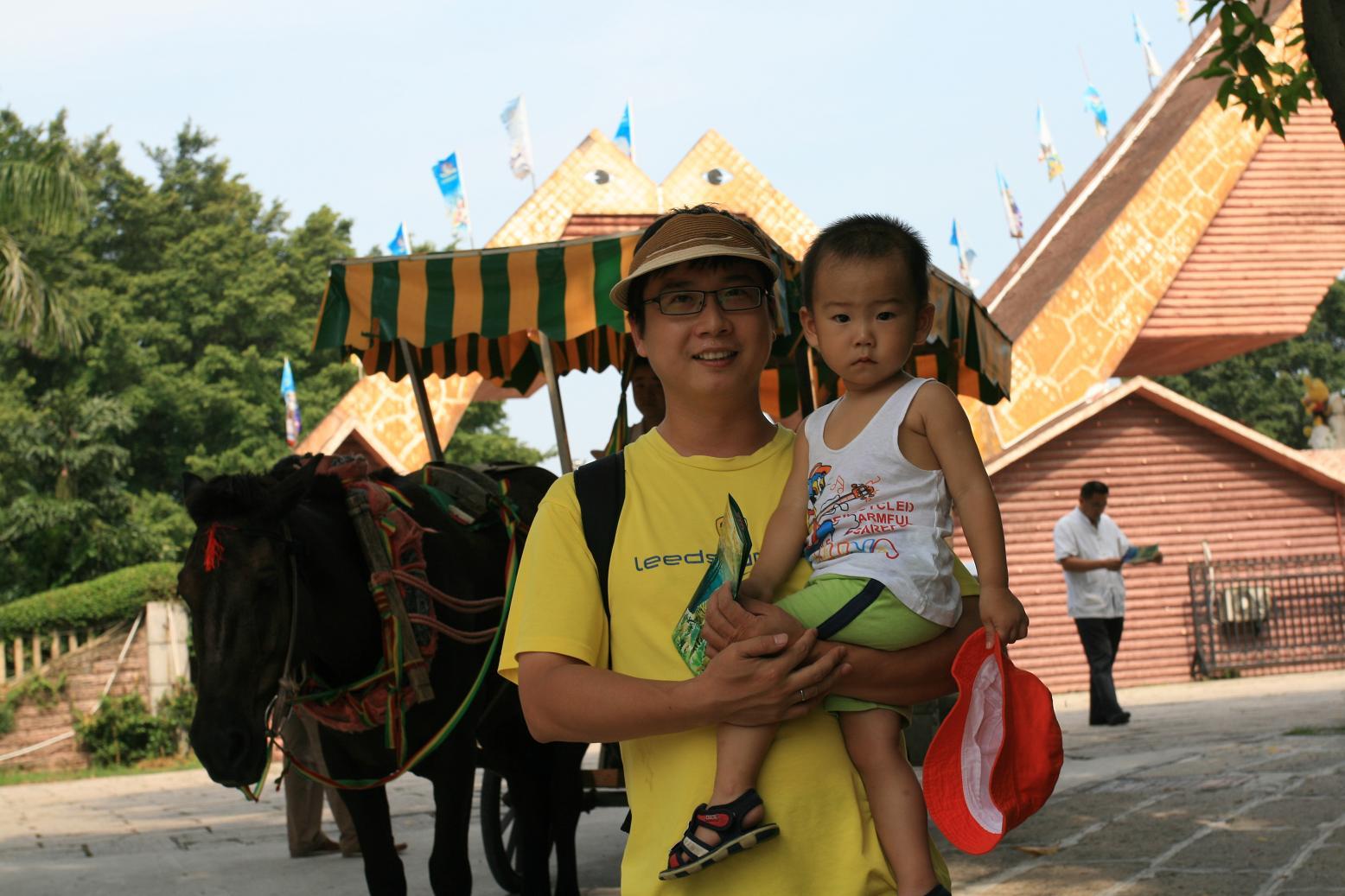 深圳野生动物园游玩攻略